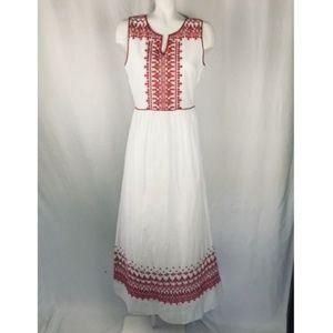 Vineyard Vines Long/Boho/ Maxi/ Festive Dress